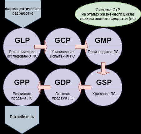 Международный стандарт GMP: характеристика и области применения